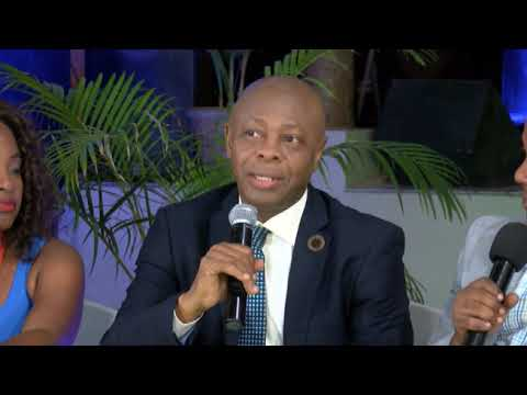 COSAFH - REGARDS CROISES avec Maitre Exantus des archives Nationales d'Haiti  DECEMBRE 2018