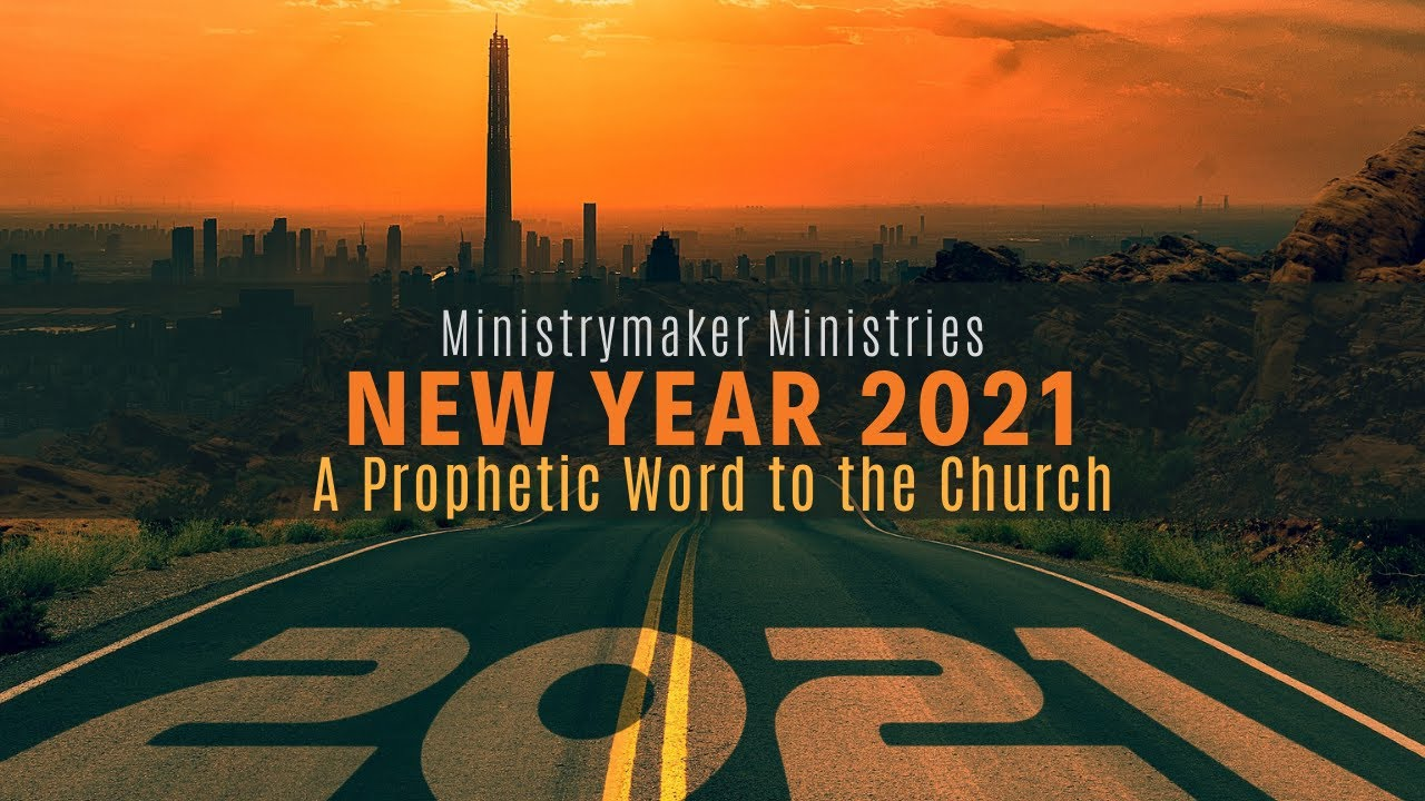 New Year 2021 - A Prophetic Word to the Church - Dr. Gary Linton