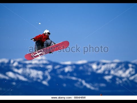 A Day On The Slopes With Billy Smithy