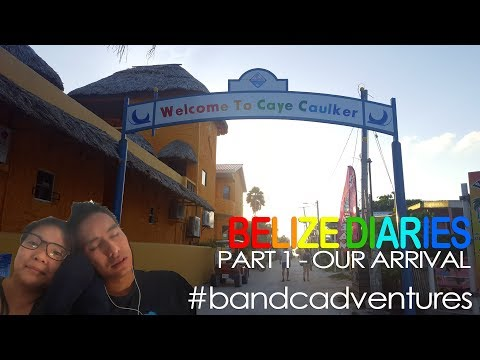 Caye Caulker Arrival + Hotel Tour - Belize Diaries Part 1