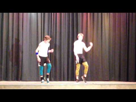 Awesome and Funny Talent Show Dance!!