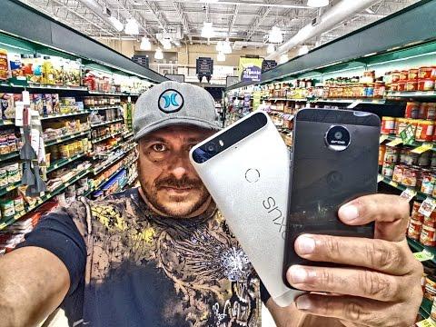 Which 1 U pick? Motorola Moto Z or Nexus 6P?