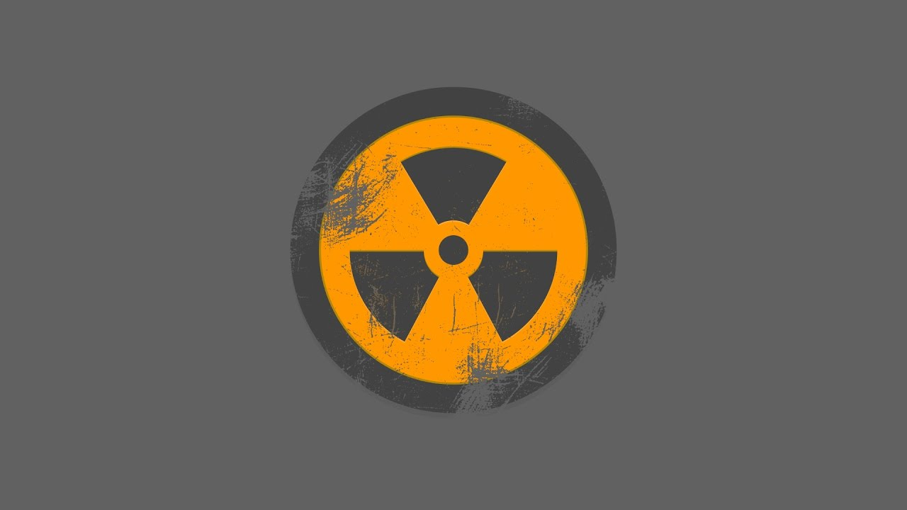 how to draw nuclear symbol