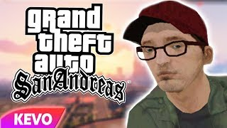 GTA: San Andreas but there's ZERO chance of anything going well