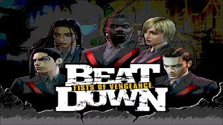 Beat Down: Fists of Vengeance Full Walkthrough Gameplay - No Commentary (PS2 Longplay)