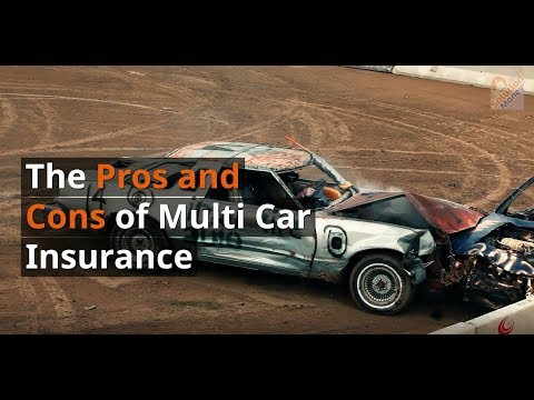 The PROS and CONS of Multi Car Insurance