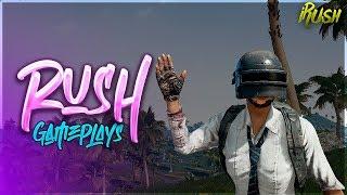 FUN & RUSH GAMEPLAY LIVE PUBG MOBILE {Emulator} #iRushClan