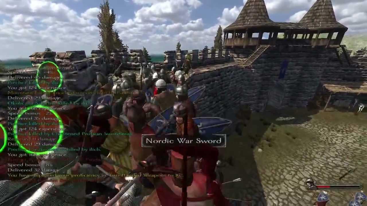скачать мод русь 13 век для моунт бладе история героя