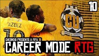 FIFA 19 | Career Mode RTG S7 Ep10 - CAREER MODE DRIVES ME MAD!!