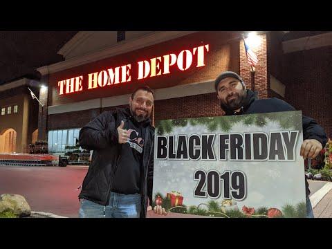 The Home Depot (Black Friday 2019) Best Tool Deals