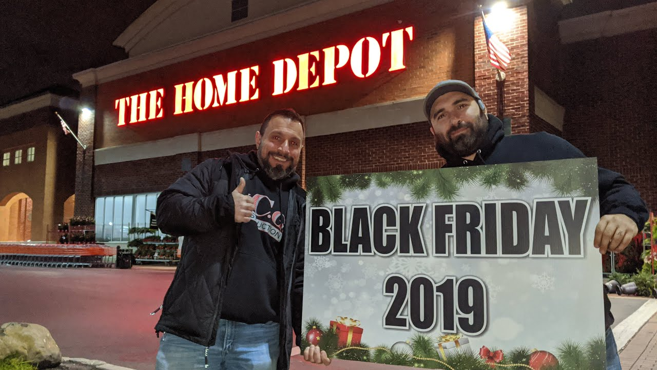 The Home Depot Black Friday 2019 Best Tool Deals Youtube