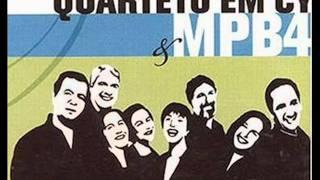 Quarteto Em Cy & MPB4 - Anos Dourados