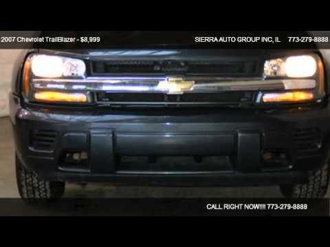 2007 chevrolet trailblazer ls ss lt for sale in chicago il 60618 youtube. Black Bedroom Furniture Sets. Home Design Ideas