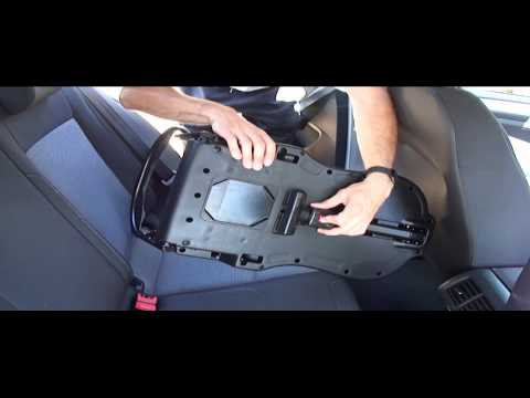 tutorial isofix einbauen isofix kindersitz montage. Black Bedroom Furniture Sets. Home Design Ideas