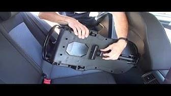 Tutorial: Isofix einbauen - Isofix Kindersitz Montage / Kindersitzbefestigung