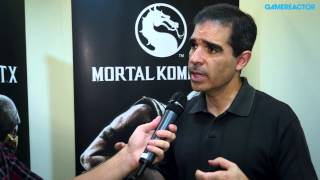 Mortal Kombat X - Interview - Ed Boon on the next generation of Mortal Kombat