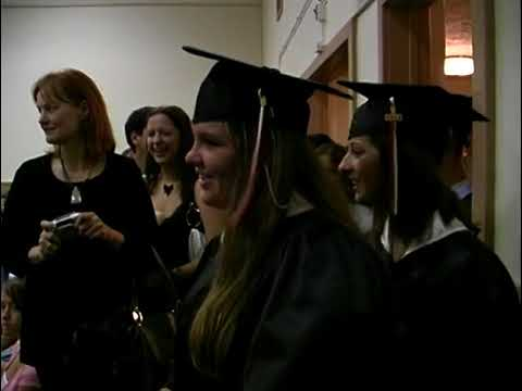 Van Vleck High School Class of 2005 Graduation