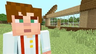 Minecraft Xbox - My Story Mode House - Ghost Llamas!