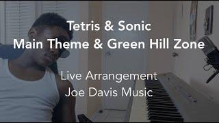 Tetris & Sonic Theme [Cover]