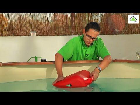 Cómo preparar el invernaje para tu piscina (Leroy Merlin)
