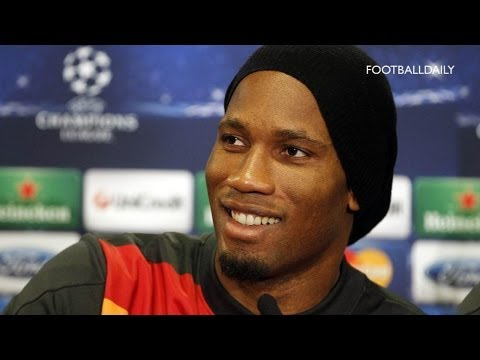 Drogba: 'It's very difficult for me to play against Chelsea' | Chelsea v Galatasaray
