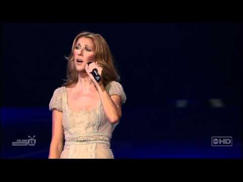 Celine Dion - (Elvis Tribute) - I Can't Help Falling In Love With You.mp4