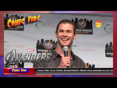 Chris Hemsworth Panel