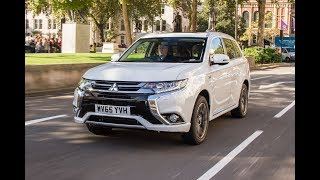 Attractive Straightforward: Review 2018 Mitsubishi Outlander PHEV [Lastest News]