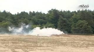 WO2-bom tot 'gave' ontploffing gebracht in Havelte