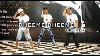 Dheeme Dheeme | Tony Kakkar | Dance Choreography | SDA Boys | Saraswati dance academy roorkee