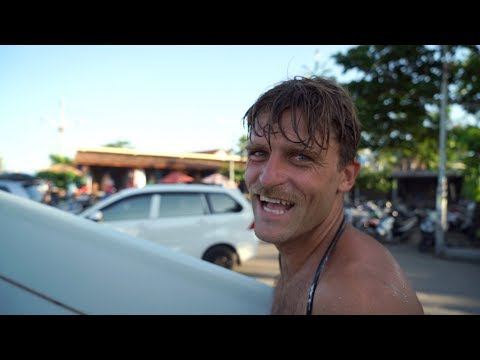 HAPPY SURF, BALI INDONESIA!