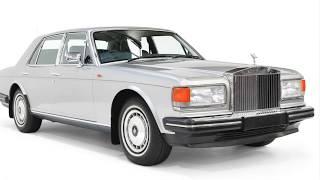 Rolls Royce Silver Spirit 1989