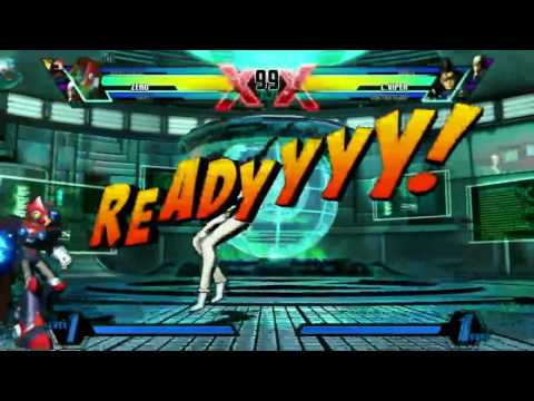 Umvc3 Xekusas Vs Dragok Casuals