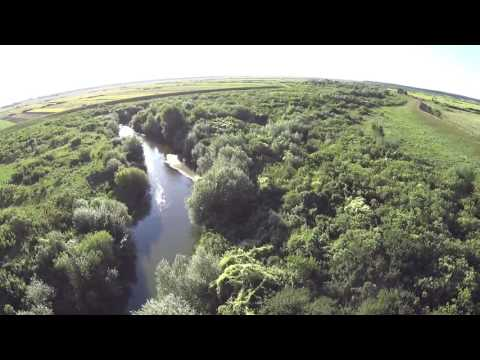 paramotor beginner river & low level flight