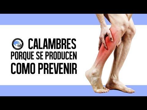Por que aparecen y como prevenir los calambres musculares