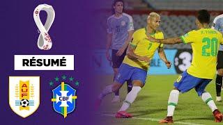 Résumé : Le Brésil intraitable face à l'Uruguay