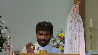 Praying to Jesus Through Mary Fr Theva Kingsley. A Day With Mary