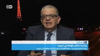 خطار أبو دياب: إيران خاب أملها في بوتين
