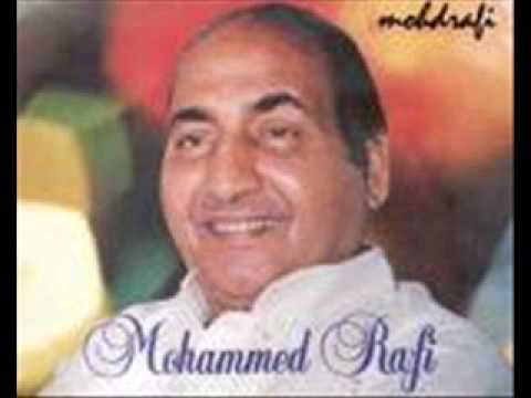 Mohammad Rafi - Raju Ka Hai Ek Khwab(Raja Sahab).wmv