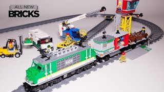 Lego City 60198 Cargo Train with Powered Up App