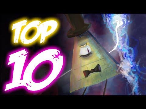 Bipper Gravity Falls Wallpaper Top 10 Bill Cipher Fanart Gravity Falls Youtube