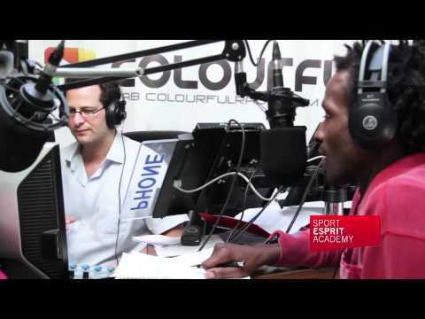 Radio Interview WIth Dan Freedman & Ugo Ehiogu