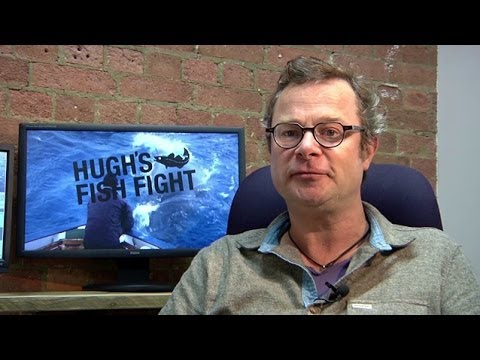 Maritime Media Awards 2013: Hugh Fearnley-Whittingstall