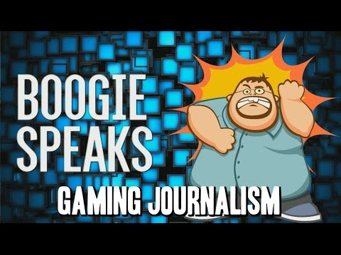 Boogie Speaks - Gaming Journalism