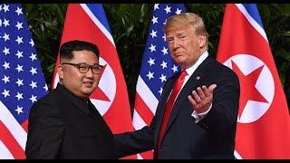 TRUMP-KIM SUMMIT - NORTH KOREAN LEADER HEADS TO VIETNAM