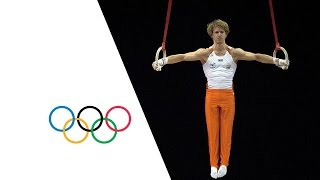 Epke Zonderland Wins Artistic Men's Horizontal Bar Gold - London 2012 Olympics