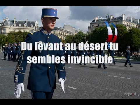 Chant de promotion Colonel Déodat du Puy-Montbrun (EMIA)