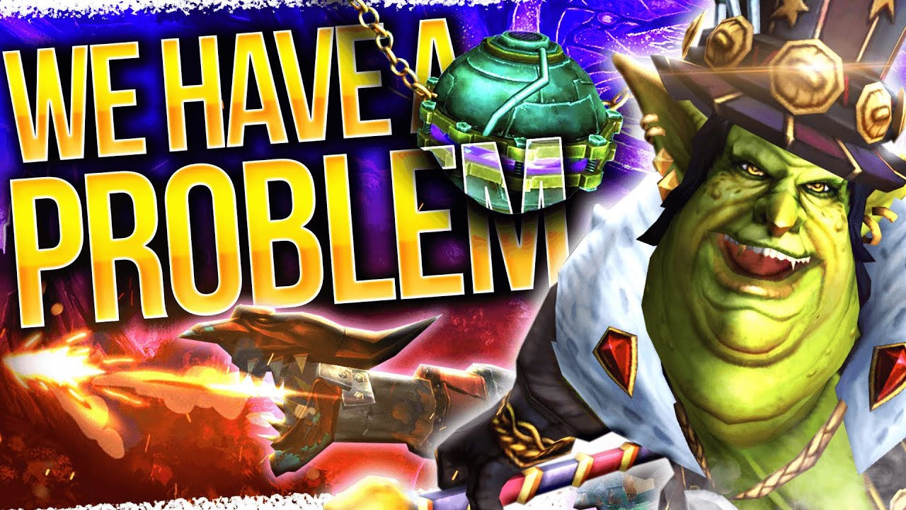 Azerothian SUPERWEAPONS: The Impending DOOM We Forgot About!