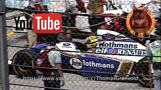 vuclip F1 Imola San Marino Sunday May 1, 1994 Race day (full video)(Ayrton Senna)