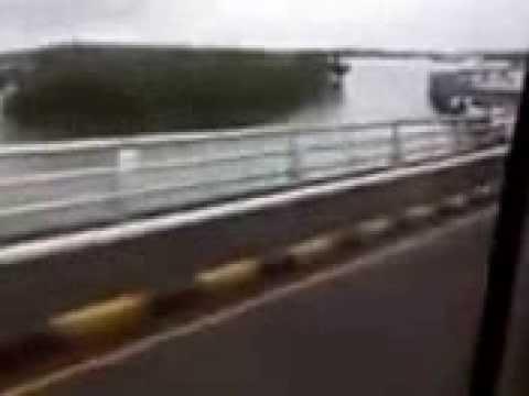 San Juanico Bridge - longest bridge in Philippines